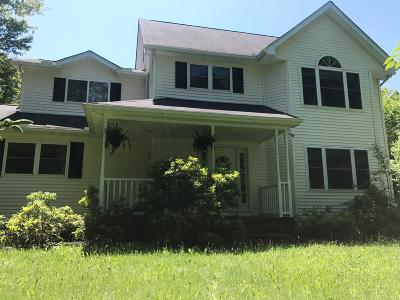 Tobyhanna Single Family Home For Sale: 104 Willow Pl