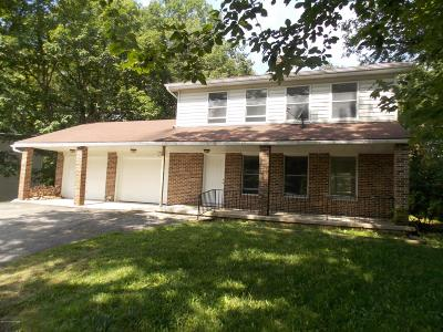Jim Thorpe Single Family Home For Sale: 1327 North St