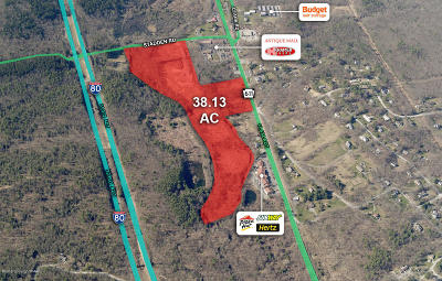 Tannersville Commercial For Sale: Route 611/Stadden Road