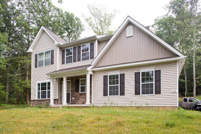 Swiftwater Single Family Home For Sale: 712 Route 314