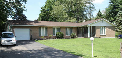 Stroudsburg Single Family Home For Sale: 413 Norton Rd