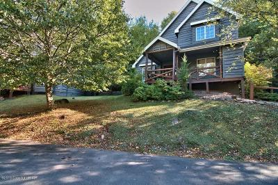 Lake Harmony Single Family Home For Sale: 84 Short Hill Rd