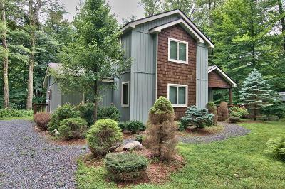 Lake Naomi, Timber Trails Single Family Home Sold: 323 Appleseed Road