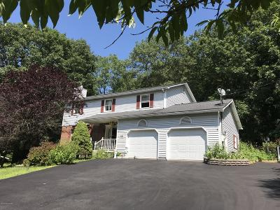 Stroudsburg Single Family Home For Sale: 5415 Deerfield Dr