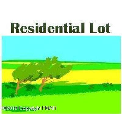 Tobyhanna Residential Lots & Land For Sale: Lot 808 Lamont Way
