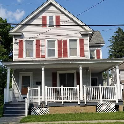 East Stroudsburg Single Family Home For Sale: 84 N Green St