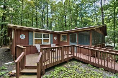 lake naomi, Timber Trails Single Family Home For Sale: 371 Canoe Brook Rd