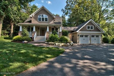 Stroudsburg PA Single Family Home For Sale: $399,000