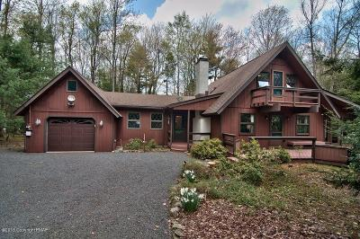 lake naomi, Timber Trails Single Family Home For Sale: 107 Long View Ln