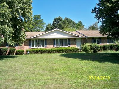 Brodheadsville Single Family Home For Sale: 235 Frantz Rd