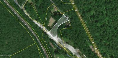 East Stroudsburg Residential Lots & Land For Sale: Private Rd