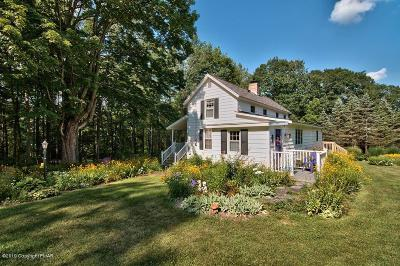Stroudsburg Single Family Home For Sale: 164 Spruce Woods Rd