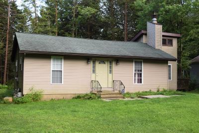 Pocono Summit Single Family Home For Sale: 3122 Sycamore Ln