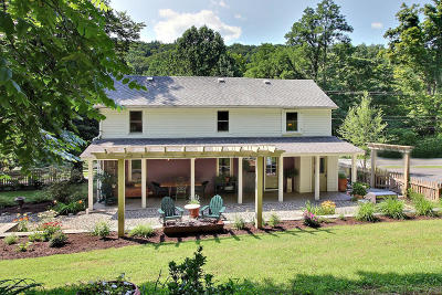 Monroe County Single Family Home For Sale: 849 Hollow Rd