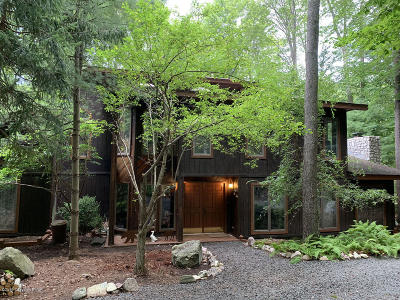 lake naomi, Timber Trails Single Family Home For Sale: 2424 Overlook Ln