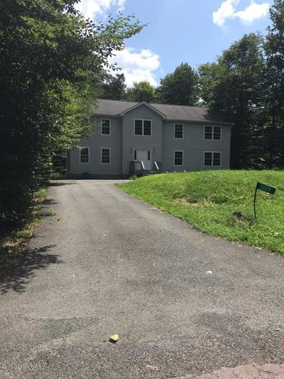 Tobyhanna Single Family Home For Sale: 3129 Essex Rd