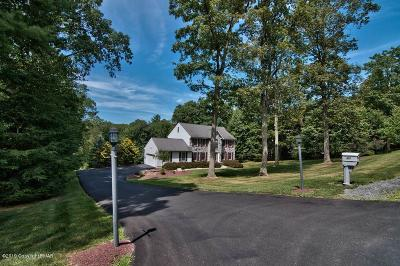 East Stroudsburg Single Family Home For Sale: 24 Hickory Dr
