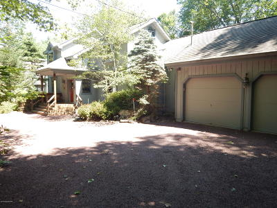 Monroe County Single Family Home For Sale: 6163 Lakeview Drive