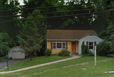East Stroudsburg Commercial For Sale: 383 E Brown St