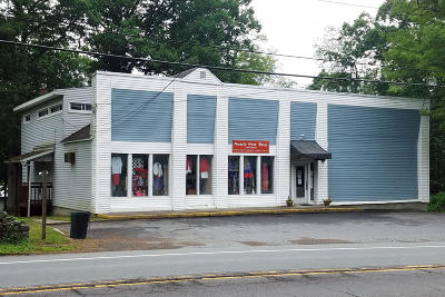 Cresco Commercial For Sale: 996 Route 390