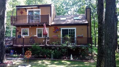 Tobyhanna Single Family Home For Sale: 8165 Mayfair Rd