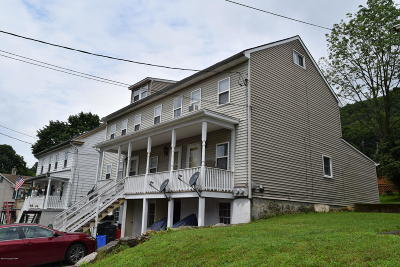 Jim Thorpe Multi Family Home For Sale: 536-540 South Ave