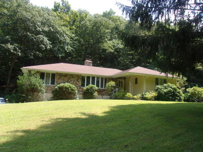 Saylorsburg Single Family Home For Sale: 309 Flyte Rd.