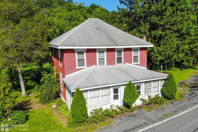 Palmerton Single Family Home For Sale: 2300 Spruce Hollow Rd