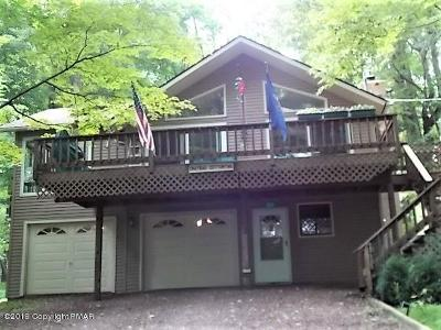 Pocono Lake PA Single Family Home For Sale: $239,900