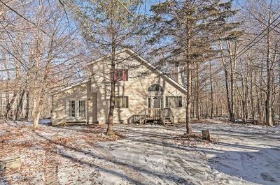 Tobyhanna Single Family Home For Sale: 2137 Rosemont Dr