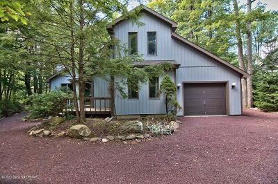 Pocono Pines Single Family Home For Sale: 245 Aspen Rd