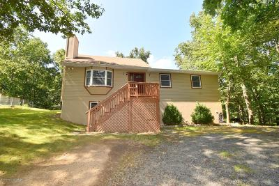 East Stroudsburg Single Family Home For Sale: 519 Lakeside Drive