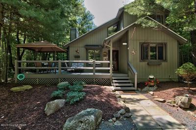 lake naomi, Timber Trails Single Family Home For Sale: 182 Boones Trail
