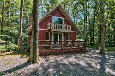 Pocono Pines PA Single Family Home For Sale: $179,900