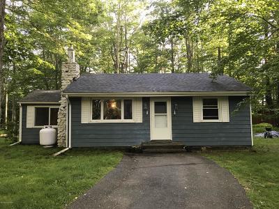 Pocono Summit Single Family Home For Sale: 3291 Beech Ridge