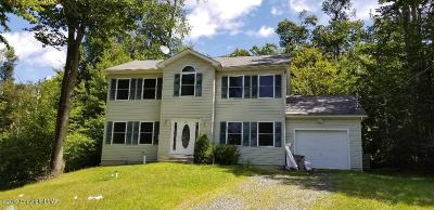 Tobyhanna Single Family Home For Sale: 9457 Juniper Dr