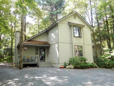lake naomi, Timber Trails Single Family Home For Sale: 222 Tanglewood Drive