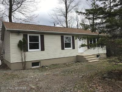 Tobyhanna Single Family Home For Sale: 1658 Sunny Side Dr