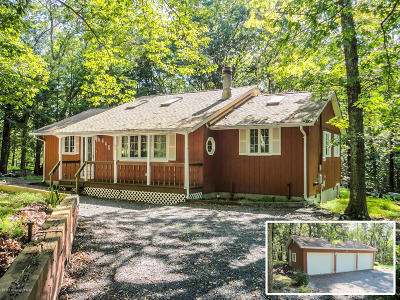 Bushkill Single Family Home For Sale: 112 Whippoorwill Drive