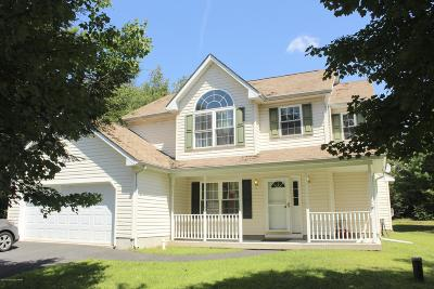 Pocono Summit Single Family Home For Sale: 346 Sidney Ave