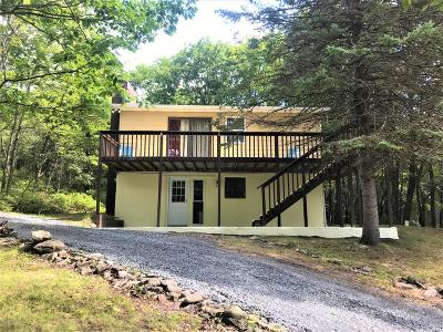 Blakeslee Single Family Home For Sale: 344 Birch Dr