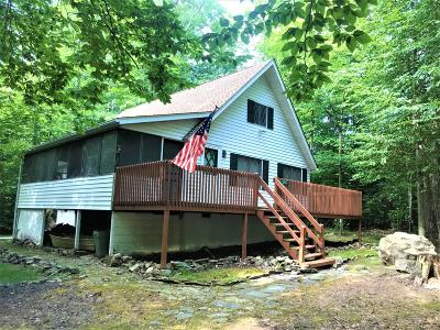 Pocono Lake PA Single Family Home For Sale: $99,900