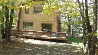 Tobyhanna Single Family Home For Sale: 5347 Lockwood Dr