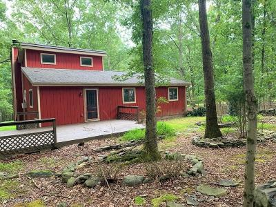 East Stroudsburg Single Family Home For Sale: 849 Clubhouse Dr