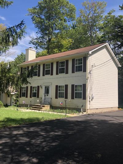Tobyhanna Single Family Home For Sale: 980 Country Place Dr
