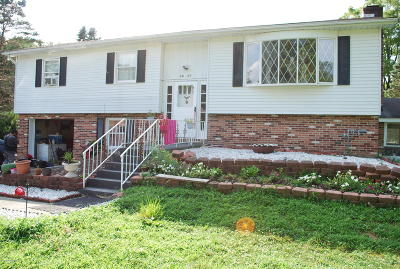 East Stroudsburg Single Family Home For Sale: 5511 Franklin Hill Rd