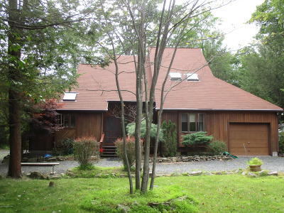 Tobyhanna Single Family Home For Sale: 504 Lincoln Cir