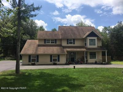 Blakeslee Single Family Home For Sale: 155 Cranberry Dr