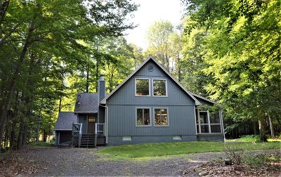 Pocono Lake PA Single Family Home For Sale: $172,000