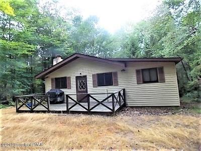 Pocono Lake PA Single Family Home For Sale: $150,000